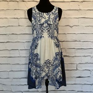 Free People Dress with high/low hemline